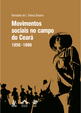 Cover of Movimentos sociais no campo do Ceará